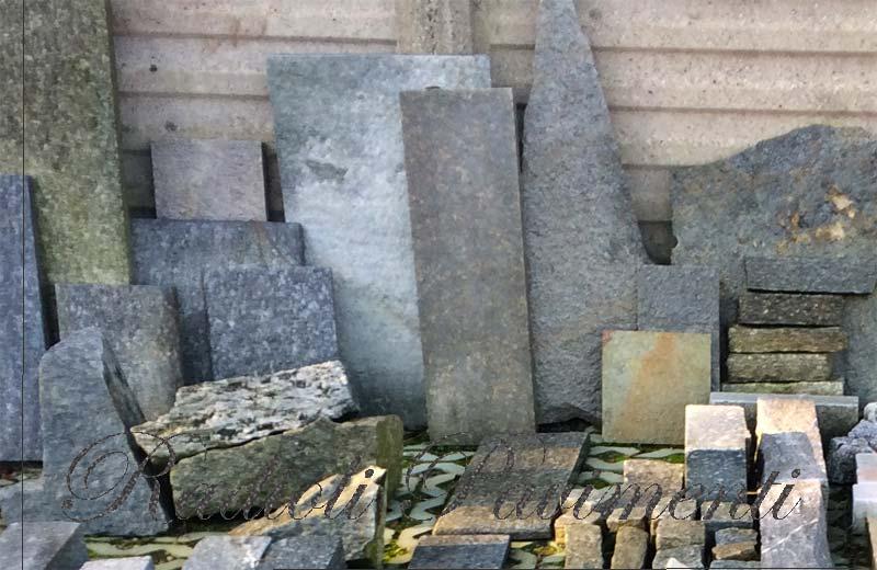 pietre per pavimenti esterni in luserna