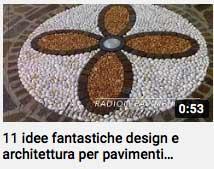 video - idee per pavimenti esterni