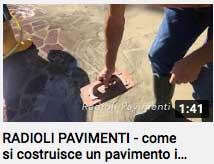 video - come si costruisce un pavimento in porfido